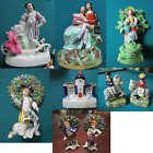 ANTIQUE ENGLISH STAFFORDSHIRE FIGURINES WALTON 1800s PICK ONE
