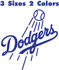 Los Angeles Dodgers vinyl decal LA Doyers Laptop Apple Window Sticker Bleed Blue on Ebay
