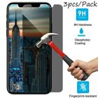 Privacy Tempered Glass Screen Protector Anti-Spy Anti-Scratch for iPhone8/X/PLUS
