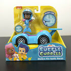 Nick Jr. Bubble Guppies Fin-tastic Racer Push Car Toy - NEW