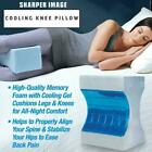 Clever Cool By Calming Comfort Cooling Knee Pillow Foam Memory Leg Support F5T9