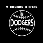 Los Angeles Dodgers Vinyl decal LA Doyers Laptop Mac Apple Window Doyers Vince 1 on Ebay