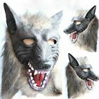 Werewolf Costume Wolf Claws Gloves Head Mask For Halloween Cosplay Costume Party