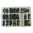 200x Fairing Body Bolts Kit Screws Clip For YAMAHA TZR250 3XV / FZ6 Fazer