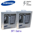 "Original Samsung Galaxy Tab A 10.1 3 4 7.0 8.0 S2 9.7"" Wall Adapter  5ft Cable"