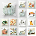 Halloween Decor Home Car Bed Sofa Decorative Letter Pillow Case Cushion Cover Au