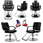 All Purpose Barber Chair Salon Beauty Spa Hair Styling Chair Styling Equipment