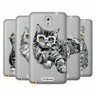 OFFICIAL P.D. MORENO BLACK AND WHITE CATS SOFT GEL CASE FOR SAMSUNG PHONES 2