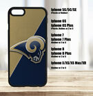 Los Angeles Rams NFL Iphone Case 6 7 8 X XS XS Max XR Plus $13.95 USD on eBay