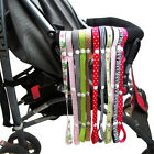 Baby Stroller Secure Toys Rope No Drop Bottle Cup Holder Strap Chair Car Seat G0