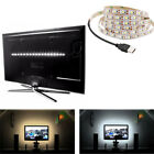 5v Smd 5050 Usb Cable Led Strip Self Adhesive Wire Light Home Decor 1/2/3/4/5m