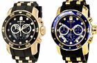 Invicta Men's Pro Diver Stainless Steel, Silicome Chronograph Watch 6981 / 6983 image
