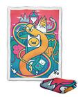 Adventure Time Blanket ( KIDS / MEDIUM / LARGE )