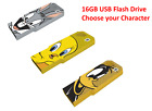 Emtec Looney Tunes 16GB USB 2.0 Flash Drive  Bugs Bunny Tweety Bird  Daffy Duck