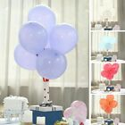 12-Inch Round Matte Latex Helium Balloons Party Wedding Events Decorations Sale