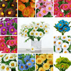 108 Small Daisy Silk Artificial Wedding Flowers Wholesale Discounted Supplies