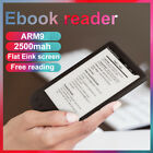 """6""""Electronic Ink Screen Digital Ebook Reader Built In 8G Support 32GB TF Card GB"""