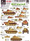 Star Decals 1/35 OPERATION NORDWIND The Ardennes 1944-1945