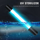 Submersible Aquarium Fish Tank Pond UV Sterilizer Water Clean Light Lamp US 2019