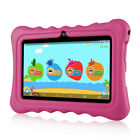 "7"" Android 7.1 Kids Children Tablet PC Quad Core 8GB WIFI 2*Camera 3G Dongle NEW"