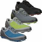 50% OFF ECCO Golf Cage Evo Spikes Waterproof Hydromax Leather Mens Golf Shoes