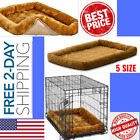5 SIZE Blanket Puppy Pet Bed for Dog Cat Crate Mat Soft Warm Pad Home S to XXL
