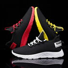 1x Mens Sneakers Trainers Breathable Lightweight Sports Running Shoes Size 5.5-9