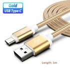Type C Cable 1m USB Cable Wire USB C For Samsung Galaxy N Huawei P30 P20 Lite