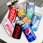 Coca Cola Pepsi Soft Slim Rubber Matte Case Cover For iPhone 11 Pro Max XR XS $6.99  on eBay