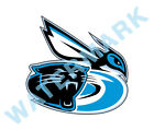 Carolina Panthers Hurricanes Hornets MASH UP Vinyl Decal / Sticker 10 Sizes!!! $4.99 USD on eBay