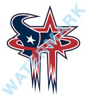 Houston Texans Astros Rockets MASH UP Vinyl Decal / Sticker 10 Sizes!!! $5.99 USD on eBay