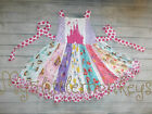 Kyпить NEW Boutique Disney Princess Girls Sleeveless Ruffle Twirl Dress на еВаy.соm