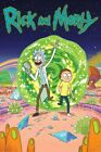 Rick and Morty Poster Portal 61x91.5cm