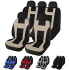 Auto Seat Covers for Car Truck SUV Van Universal Protectors  Front Rear Covers $19.99 USD on eBay