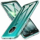For Nokia 2.2 3.2 4.2 6.2 7.2 1 Plus 6 Slim Clear Phone Case Silicone Soft Cover