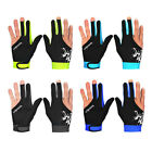 Men Billiard glove Women Shooters Sports Pool Cue 3 fingers Accessories £4.81 GBP on eBay
