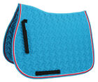 Shires Deluxe All Purpose Saddle Pad with Extra Padding and High Wither Profile