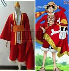 One Piece 15th Anniversary Monkey D Luffy Cosplay Cos