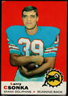 1969 Topps Football - Pick A Card $3.79 USD on eBay