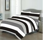 Printed Duvet Cover Bedding Set with Pillowcases Single Double King Super King