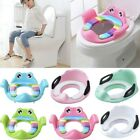 Baby Children Kids Toilet Potty Adjustable Step Stool Training Seats Chair Hot image