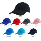 Youth Size Kid's Washed Cotton Twill Unstructured Baseball Cap - FREE SHIPPING