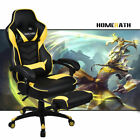 New Office Gaming Chair Racing Ergonomic PU Leather High Back Computer Seat