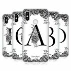 OFFICIAL NATURE MAGICK B & W FLORAL MONOGRAM 1 HARD BACK CASE FOR XIAOMI PHONES $12.95 USD on eBay