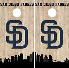 San Diego Padres Cornhole Wrap MLB Game City Skyline Skin Vinyl Decal CO936 on Ebay
