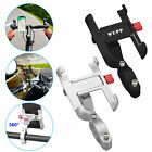 Aluminum Motorcycle Bike Bicycle Handlebar Mount Holder Stand For Cell Phone GPS