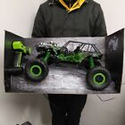 HUGE+RC+Car+Remote+Control+50cm+Monster+Truck+4WD+buggy+Crawler+2.4GHz+RC+Toy+