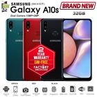 New Sim-free Unlocked Samsung Galaxy A10s 2gb/32gb Black Green Red Android Phone