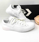 Sneakers Women Converse 551585C Chuck Taylor AS Madison Leather White Low Top