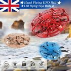 360° Mini Drone Smart UFO Aircraft for Kids Flying Toys RC Hand Control Gift UK!
